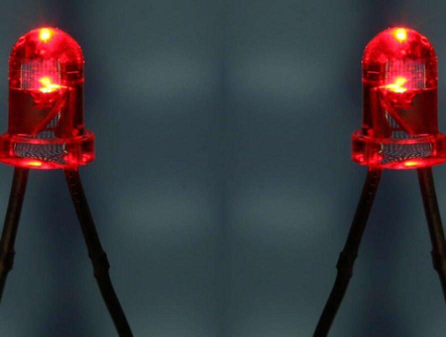 Tiny Red Lights